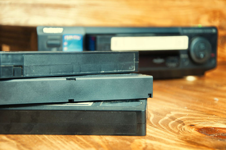 How Much Does a VHS Conversion Cost?
