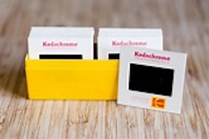 Kodachrome slide examples